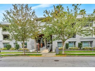 """Photo 1: 102 6015 IONA Drive in Vancouver: University VW Condo for sale in """"Chancellor House"""" (Vancouver West)  : MLS®# R2618158"""