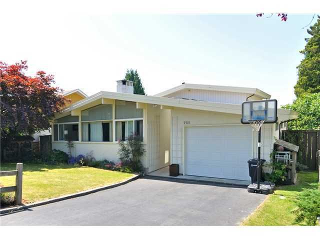 Main Photo: 765 DUTHIE Avenue in Burnaby: Sperling-Duthie House for sale (Burnaby North)  : MLS®# V992883