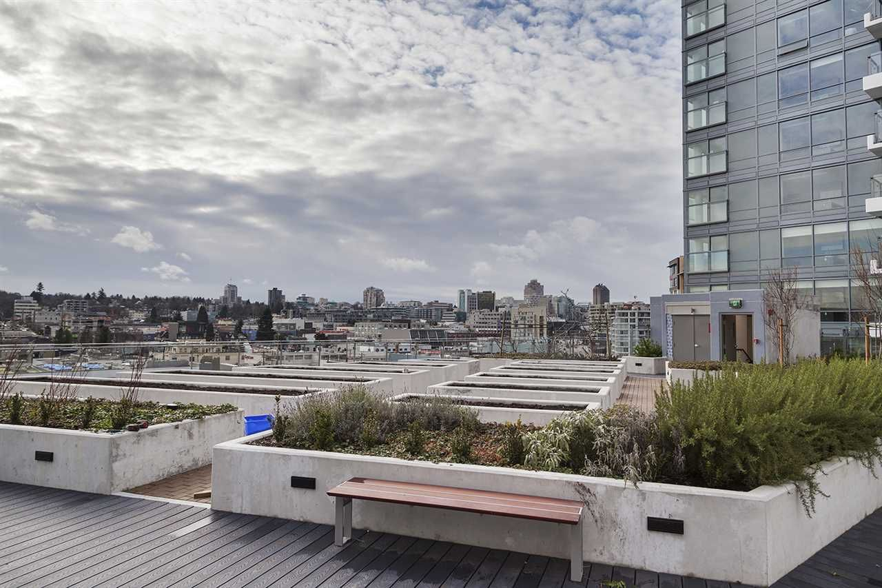 """Photo 14: Photos: 713 159 W 2ND Avenue in Vancouver: False Creek Condo for sale in """"TOWER GREEN"""" (Vancouver West)  : MLS®# R2326361"""