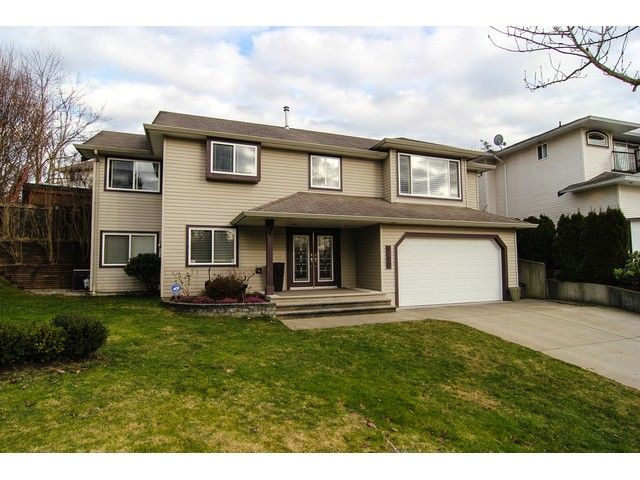 """Main Photo: 8160 DOROTHEA Court in Mission: Mission BC House for sale in """"CHERRY RIDGE ESTATES"""" : MLS®# F1431815"""