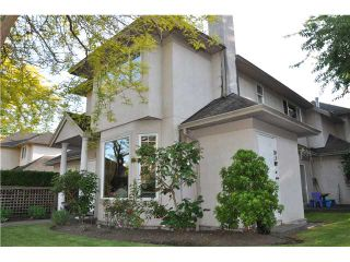 """Photo 3: 1 7651 MOFFATT Road in Richmond: Brighouse South Townhouse for sale in """"KING'S GARDEN"""" : MLS®# V894770"""
