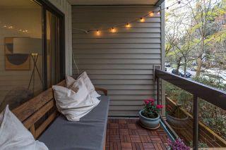 """Photo 21: 215 1422 E 3RD Avenue in Vancouver: Grandview Woodland Condo for sale in """"LA CONTESSA"""" (Vancouver East)  : MLS®# R2565163"""