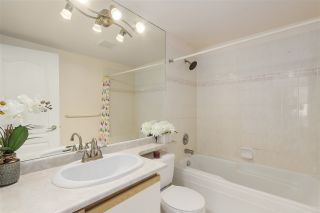 """Photo 13: 102 219 BEGIN Street in Coquitlam: Maillardville Townhouse for sale in """"PLACE FOUNTAINE BLEU"""" : MLS®# R2206798"""