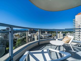 """Photo 3: 1802 739 PRINCESS Street in New Westminster: Uptown NW Condo for sale in """"Berkeley Place"""" : MLS®# R2591827"""