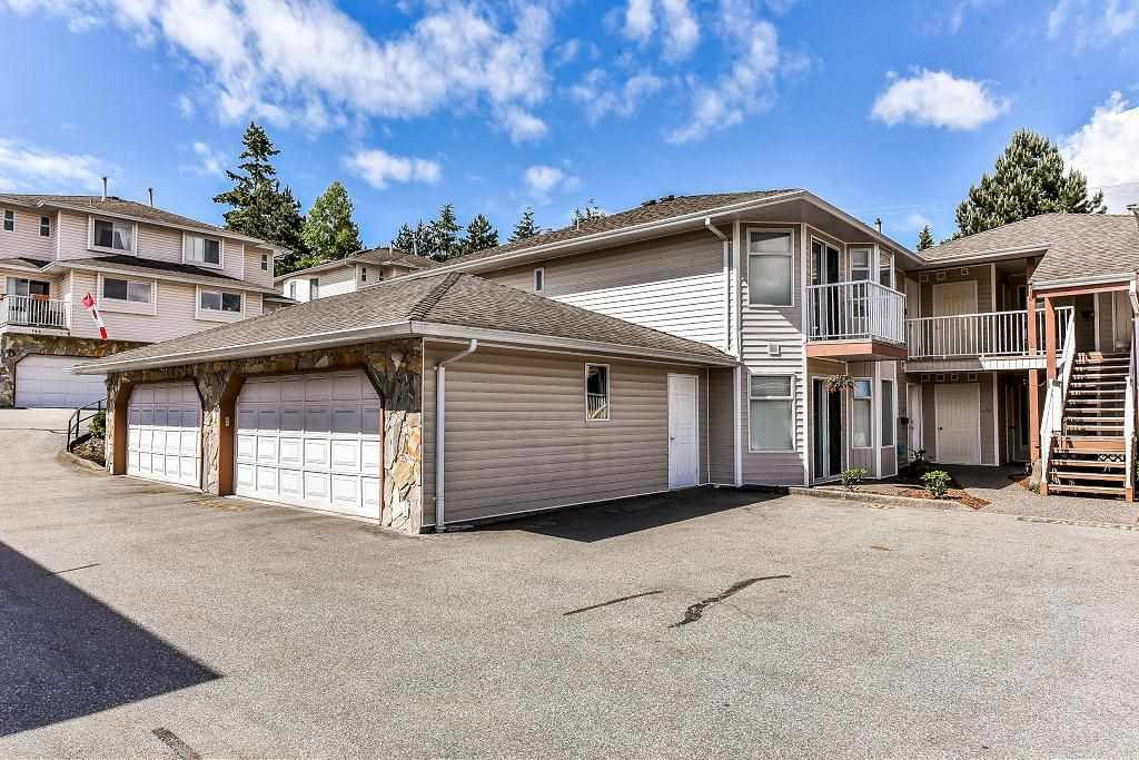 Main Photo: 250 6875 121 Street in Surrey: West Newton Townhouse for sale : MLS®# R2281994