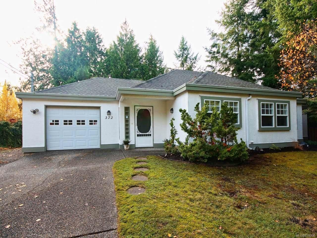 Main Photo: 372 ALDOUS ROAD in QUALICUM BEACH: PQ Qualicum Beach House for sale (Parksville/Qualicum)  : MLS®# 816306