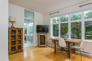 """Photo 3: 104 2588 ALDER Street in Vancouver: Fairview VW Condo for sale in """"BOLLERT PLACE"""" (Vancouver West)  : MLS®# R2158587"""