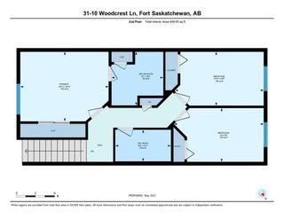 Photo 35: 31 10 WOODCREST Lane: Fort Saskatchewan Townhouse for sale : MLS®# E4245980