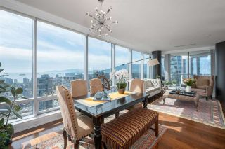 """Photo 3: 3602 1111 ALBERNI Street in Vancouver: West End VW Condo for sale in """"SHANGRI-LA"""" (Vancouver West)  : MLS®# R2591965"""