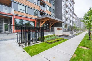 """Photo 1: 111 717 BRESLAY Street in Coquitlam: Coquitlam West Condo for sale in """"SIMON"""" : MLS®# R2370658"""