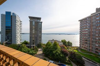 """Photo 23: 505 2135 ARGYLE Avenue in West Vancouver: Dundarave Condo for sale in """"THE CRESCENT"""" : MLS®# R2620347"""