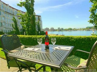 Photo 13: 109 11 Cooperage Place in VICTORIA: VW Songhees Condo for sale (Victoria West)  : MLS®# 643092