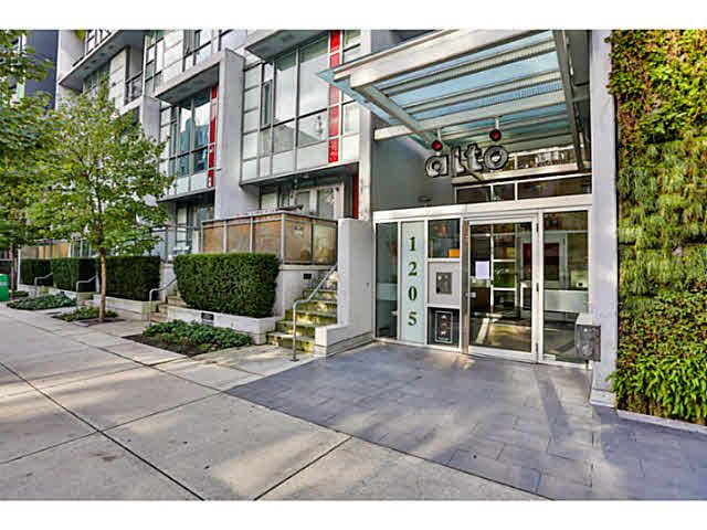 Main Photo: 1006 1205 HOWE Street in Vancouver: Downtown VW Condo for sale (Vancouver West)  : MLS®# V1091431