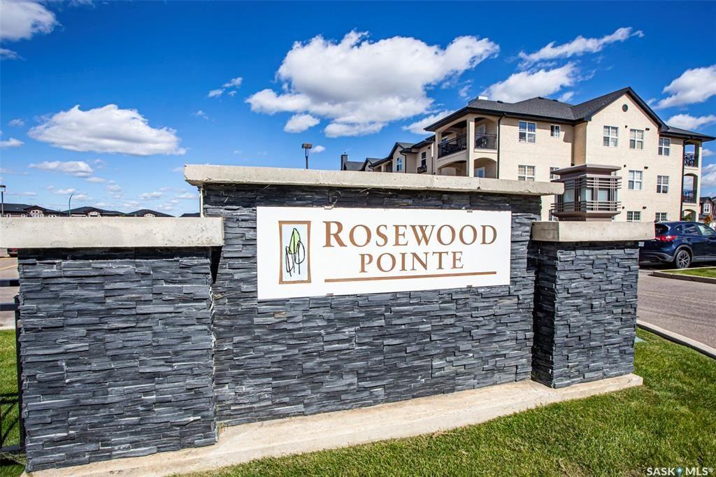 Main Photo: 211 211 Ledingham Street in Saskatoon: Rosewood Residential for sale : MLS®# SK870547
