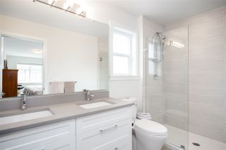 """Photo 10: 55 8217 204B Street in Langley: Willoughby Heights Townhouse for sale in """"EVERLY GREEN"""" : MLS®# R2437299"""