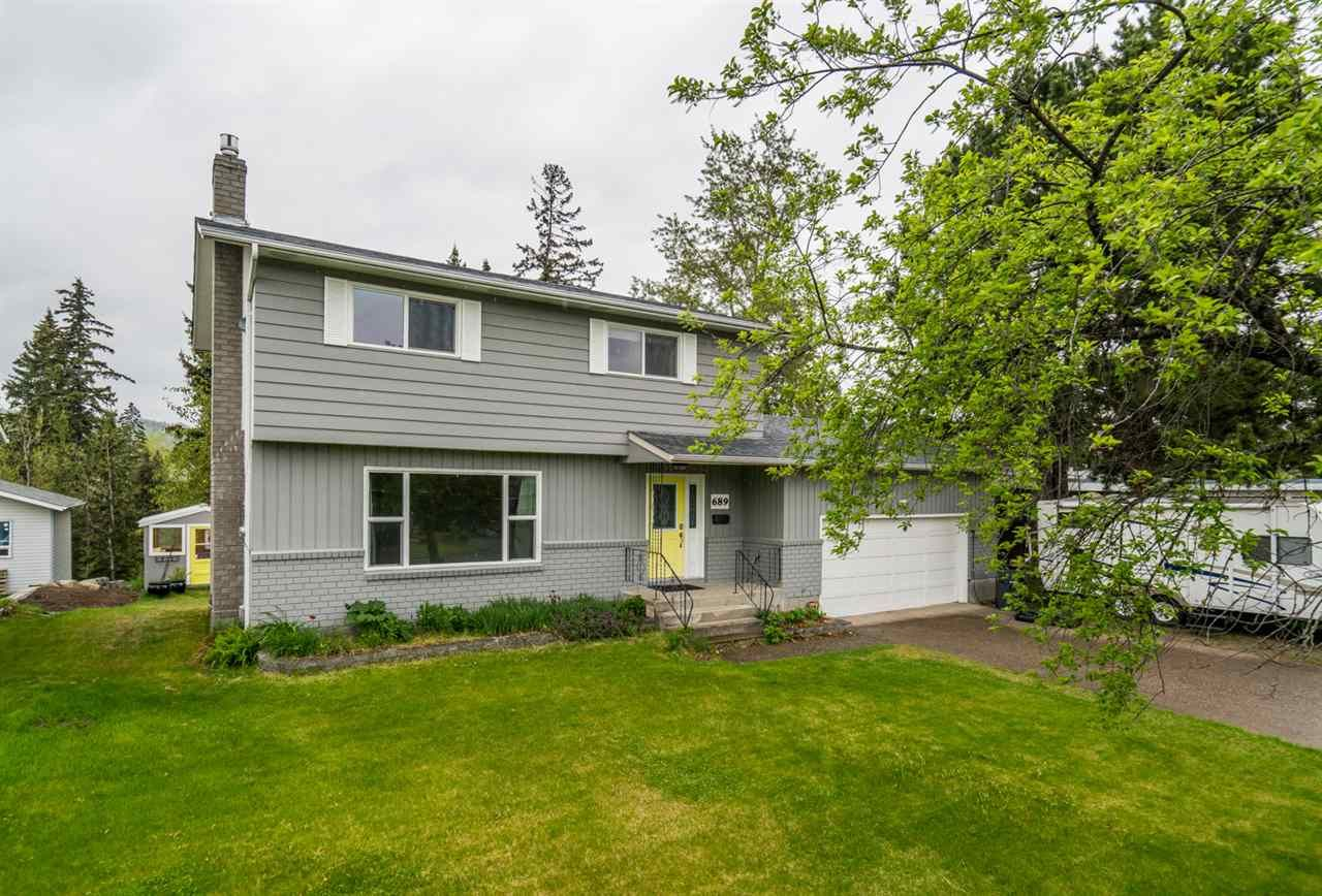 Main Photo: 689 SUMMIT Street in Prince George: Lakewood House for sale (PG City West (Zone 71))  : MLS®# R2371076