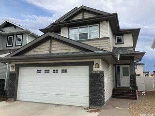 Photo 1: 3430 Green Stone Road in Regina: Greens on Gardiner Residential for sale : MLS®# SK720881