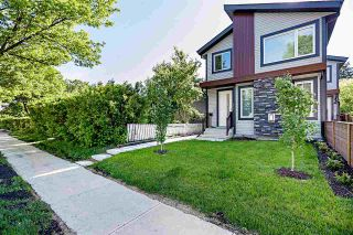 Photo 42: 6418 106 Street in Edmonton: Zone 15 Duplex Front and Back for sale : MLS®# E4234405
