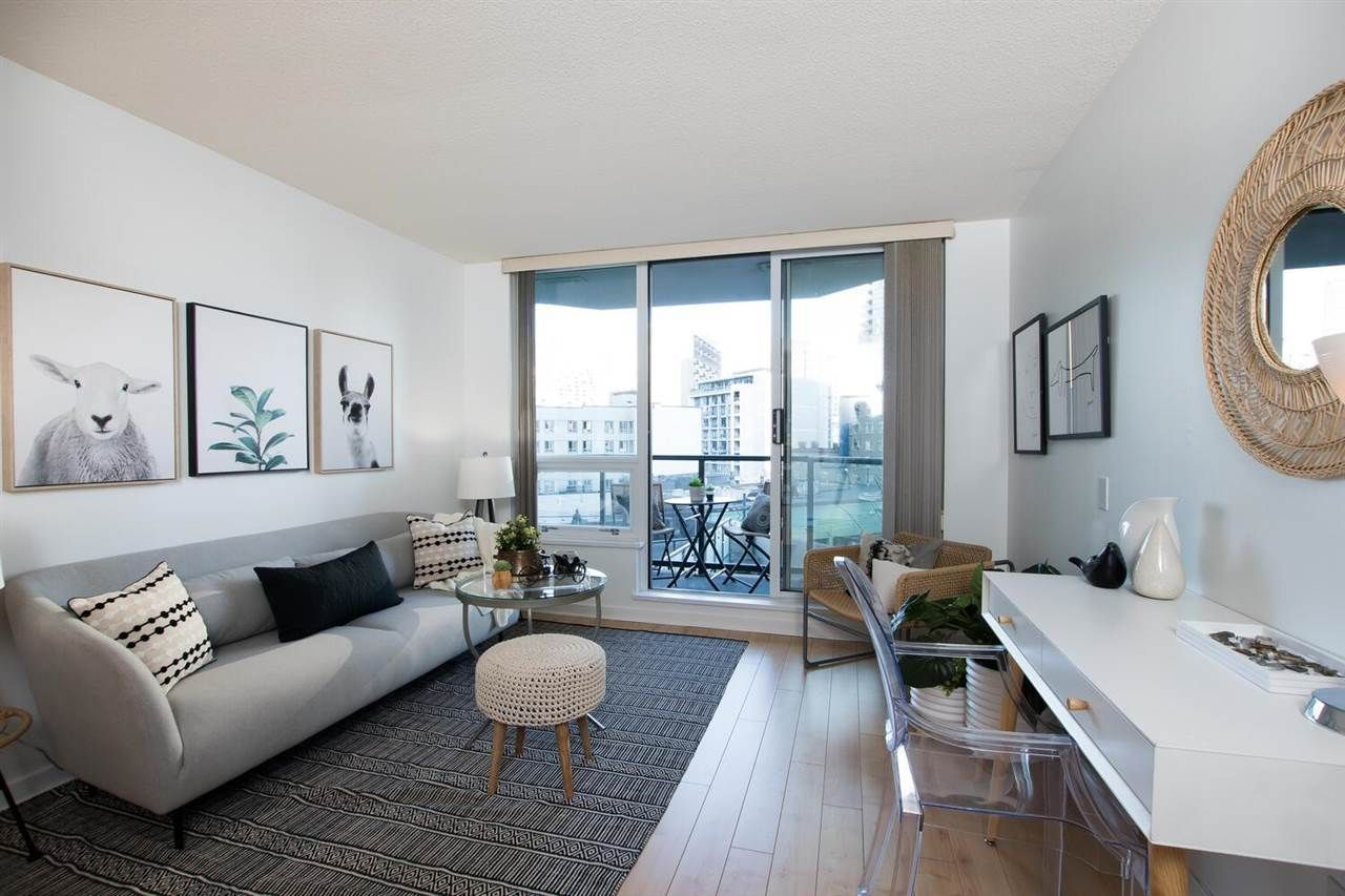 """Main Photo: 411 1212 HOWE Street in Vancouver: Downtown VW Condo for sale in """"1212 HOWE"""" (Vancouver West)  : MLS®# R2583498"""