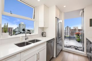 """Photo 18: 1601 121 W 16TH Street in North Vancouver: Central Lonsdale Condo for sale in """"The Silva"""" : MLS®# R2617103"""