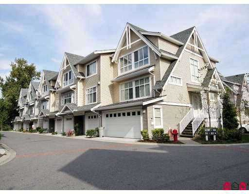 "Main Photo: 6450 199TH Street in Langley: Willoughby Heights Townhouse for sale in ""Logan's Landing"" : MLS®# F2702105"