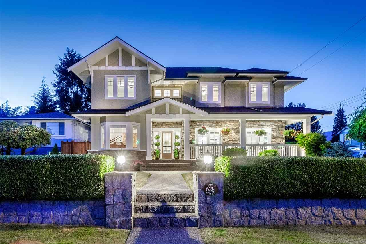 Main Photo: 628 E 17TH STREET in North Vancouver: Boulevard House for sale : MLS®# R2385246