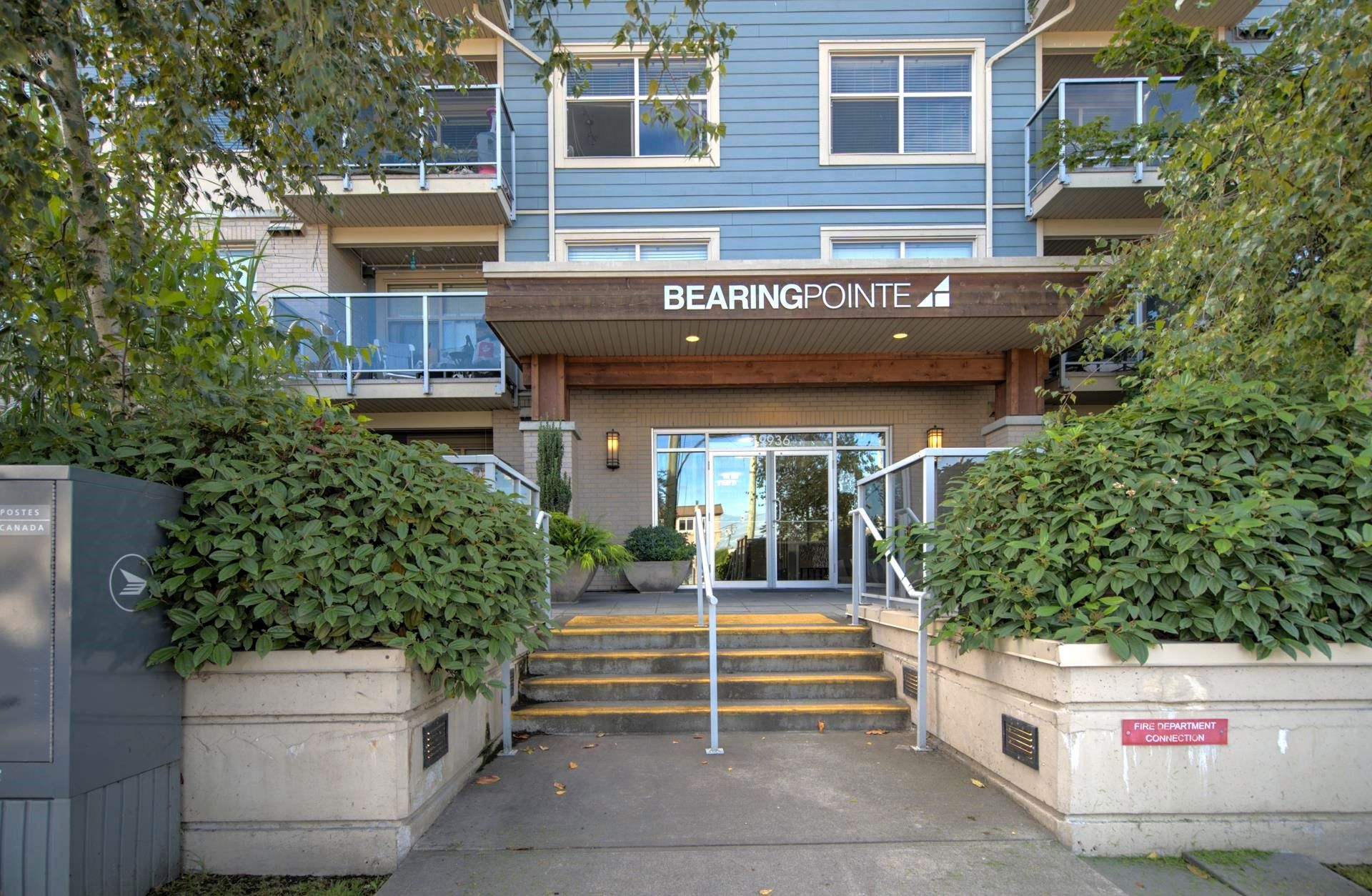 """Main Photo: 407 19936 56 Avenue in Langley: Langley City Condo for sale in """"Bearing Pointe"""" : MLS®# R2616051"""