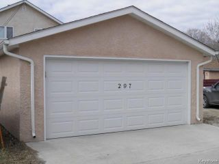 Photo 20: 297 Parkview Street in WINNIPEG: St James Residential for sale (West Winnipeg)  : MLS®# 1510282
