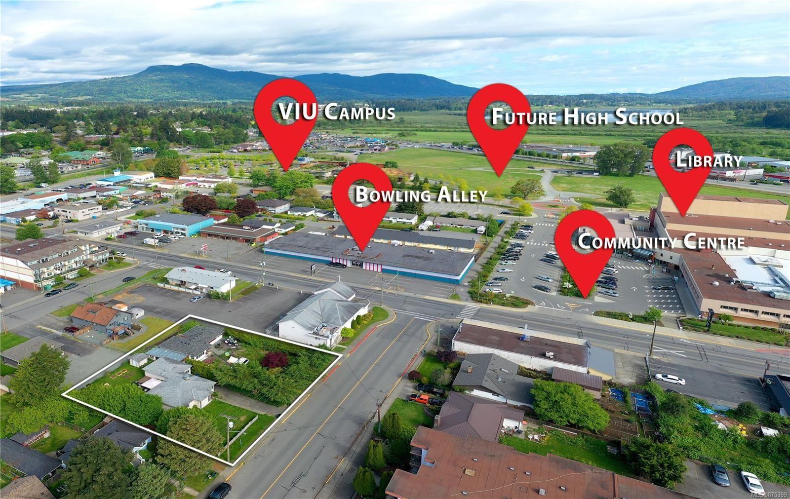 Main Photo: 5804 5810 Alderlea St in : Du West Duncan Multi Family for sale (Duncan)  : MLS®# 875399