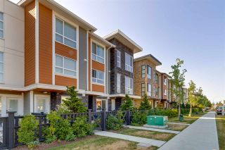 """Photo 1: 15 20857 77A Avenue in Langley: Willoughby Heights Townhouse for sale in """"WEXLEY"""" : MLS®# R2407888"""