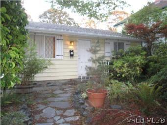 Main Photo: 2221 Belmont Ave in VICTORIA: Vi Fernwood House for sale (Victoria)  : MLS®# 553093