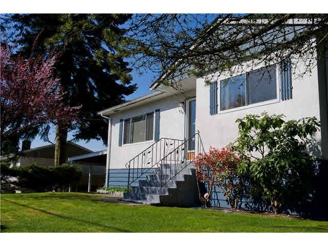 Main Photo: 458 MONTGOMERY STREET in : Central Coquitlam House for sale : MLS®# R2238266