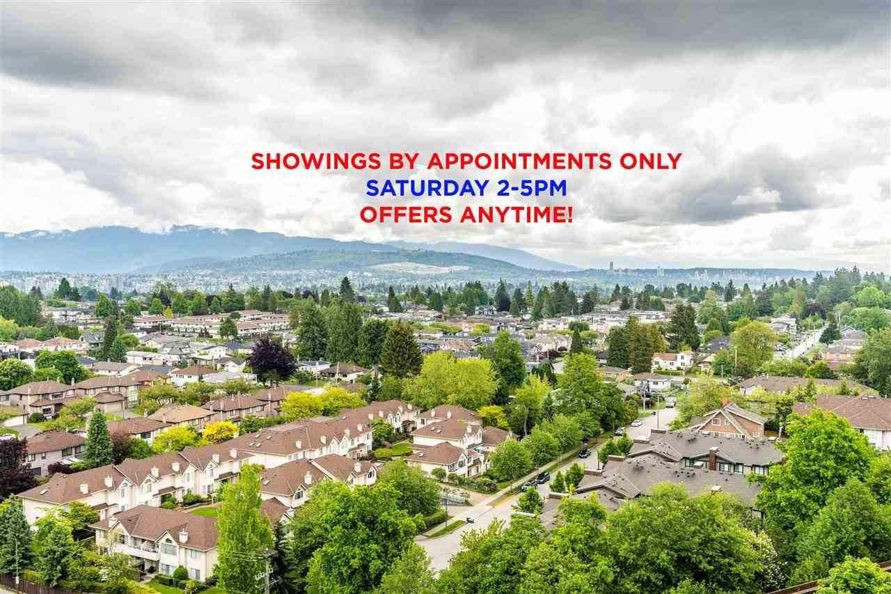"""Main Photo: 2001 5470 ORMIDALE Street in Vancouver: Collingwood VE Condo for sale in """"WALL CENTRE"""" (Vancouver East)  : MLS®# R2583172"""