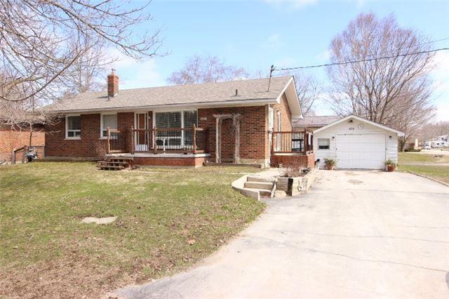 Main Photo: 575 James Street in Brock: Beaverton House (Bungalow-Raised) for sale : MLS®# N3460657