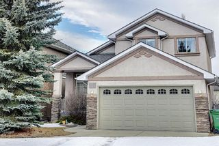 Main Photo: 121 Evergreen Way SW in Calgary: Evergreen Detached for sale : MLS®# A1077687