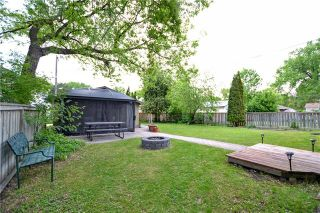 Photo 17: 115 Baltimore Road in Winnipeg: Riverview Residential for sale (1A)  : MLS®# 1915753
