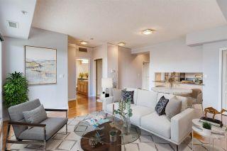 Photo 4: 907 10319 111 Street in Edmonton: Zone 12 Condo for sale : MLS®# E4252580