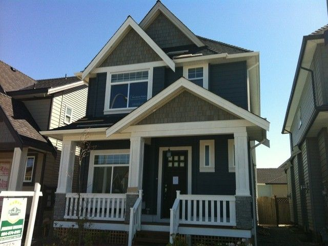 """Main Photo: 21054 77A AV in Langley: Willoughby Heights House for sale in """"YORKSON"""" : MLS®# F1304391"""