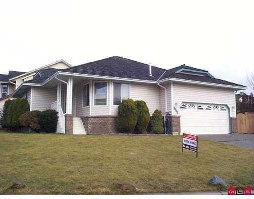 Main Photo: 30687 W OSPREY DR in Abbotsford: Abbotsford West House for sale : MLS®# F2523103