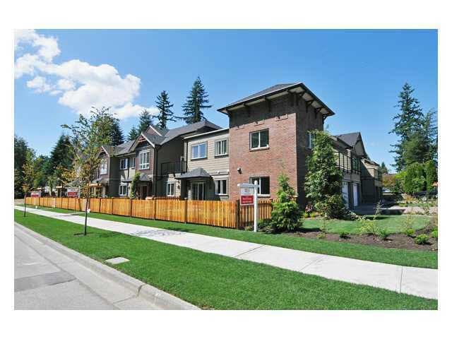 Main Photo: 1140 3471 WELLINGTON STREET in : Glenwood PQ Townhouse for sale : MLS®# V845884
