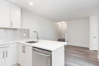 """Photo 12: 101 217 CLARKSON Street in New Westminster: Downtown NW Townhouse for sale in """"Irving Living"""" : MLS®# R2545600"""