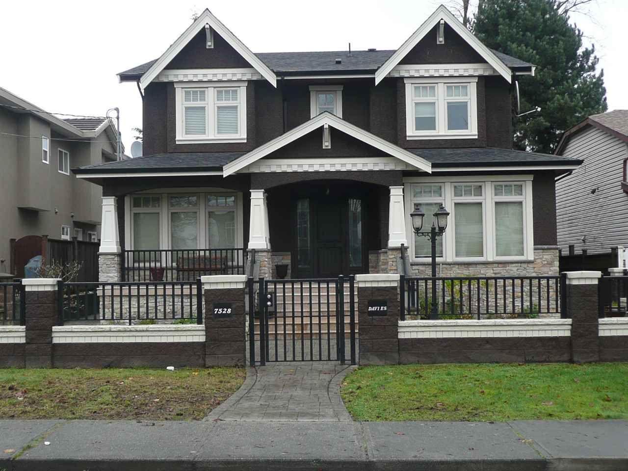 Main Photo: 7528 DAVIES Street in Burnaby: Edmonds BE House for sale (Burnaby East)  : MLS®# R2123818