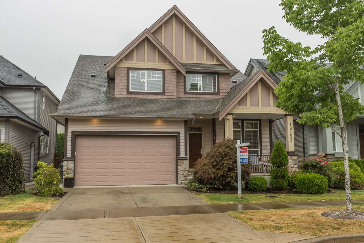 """Main Photo: 19153 68B Avenue in Surrey: Clayton House for sale in """"Clayton Village"""" (Cloverdale)  : MLS®# R2099180"""