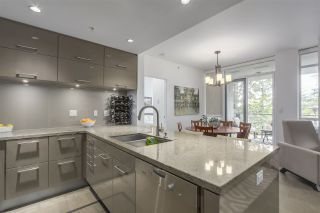 """Photo 2: 501 5989 WALTER GAGE Road in Vancouver: University VW Condo for sale in """"CORUS"""" (Vancouver West)  : MLS®# R2330187"""