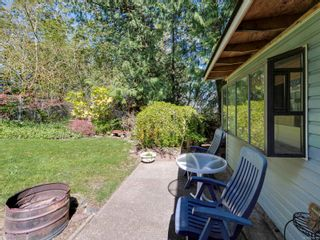 Photo 25: 612 2850 Stautw Rd in Central Saanich: CS Hawthorne Manufactured Home for sale : MLS®# 874798