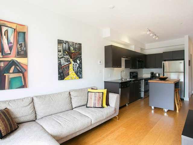 Main Photo: 209 205 E 10TH AVENUE in : Mount Pleasant VE Condo for sale (Vancouver East)  : MLS®# V1008484