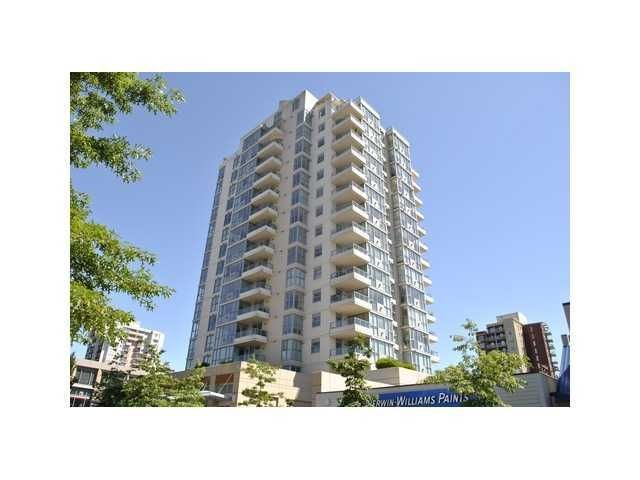 """Main Photo: 405 121 W 16TH Street in North Vancouver: Central Lonsdale Condo for sale in """"THE SILVA"""" : MLS®# V965894"""