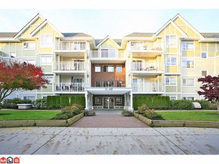 """Photo 1: 210 20189 54TH Avenue in Langley: Langley City Condo for sale in """"Catalina Gardens"""" : MLS®# F1127563"""