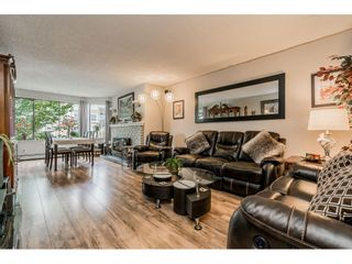"""Photo 3: 204 32098 GEORGE FERGUSON Way in Abbotsford: Abbotsford West Condo for sale in """"Heather Court"""" : MLS®# R2399610"""