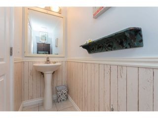 "Photo 6: 11 5839 PANORAMA Drive in Surrey: Sullivan Station Townhouse for sale in ""Forest Gate"" : MLS®# F1448630"